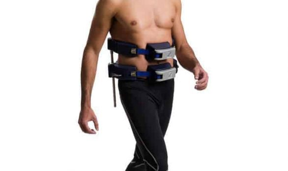 Vertetrac spinal decompression device for symmetric and asymmetric back traction