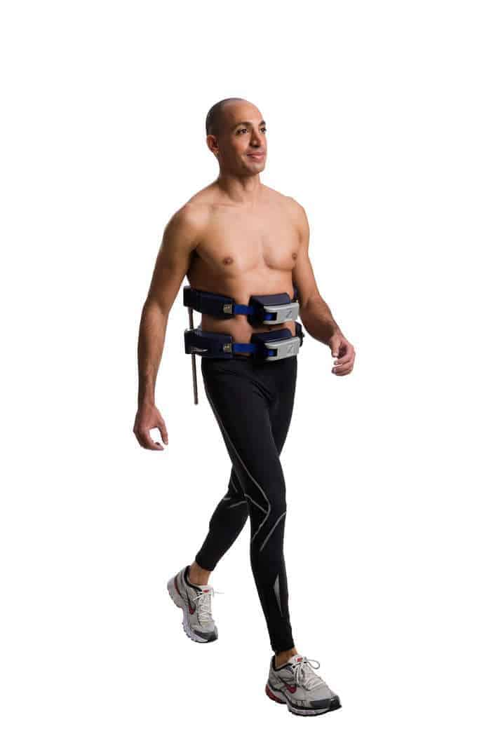 Vertetrac spinal decompression device for symmetric and asymmetric traction
