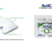 ActiCuf Compression Pouch for male urinary incontinence for Stress or Urge Urinary Incontinence
