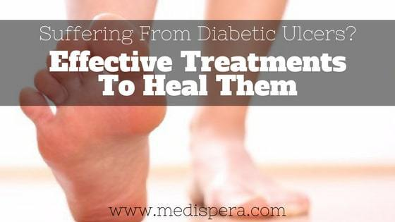 Causes, Combating and Effective Treatment for Diabetic Ulcers