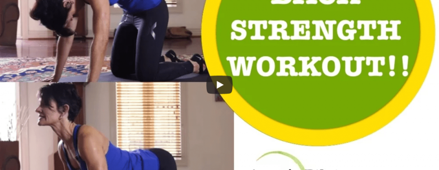 Lower back pain exercises to strengthen your core